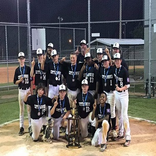 12u District 6 Champs 2019